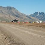 "Campingplatz ""Longyearbyen Camping"" - super Lage, nette Leute!!"